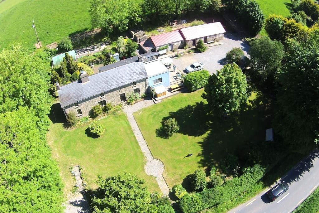 Carrigeen Hill Farmhouse DBL Room - คอร์ก