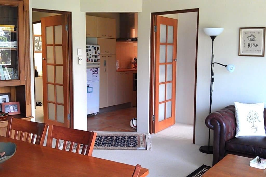 Perfect location, spacious bedroom with great view - 克罗纳拉(Cronulla) - 公寓