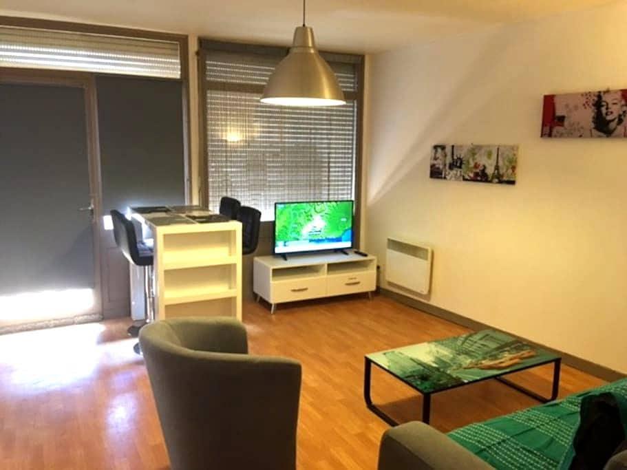 Appartement au calme centre ville avec 2 chambres - Montauban - Apartment