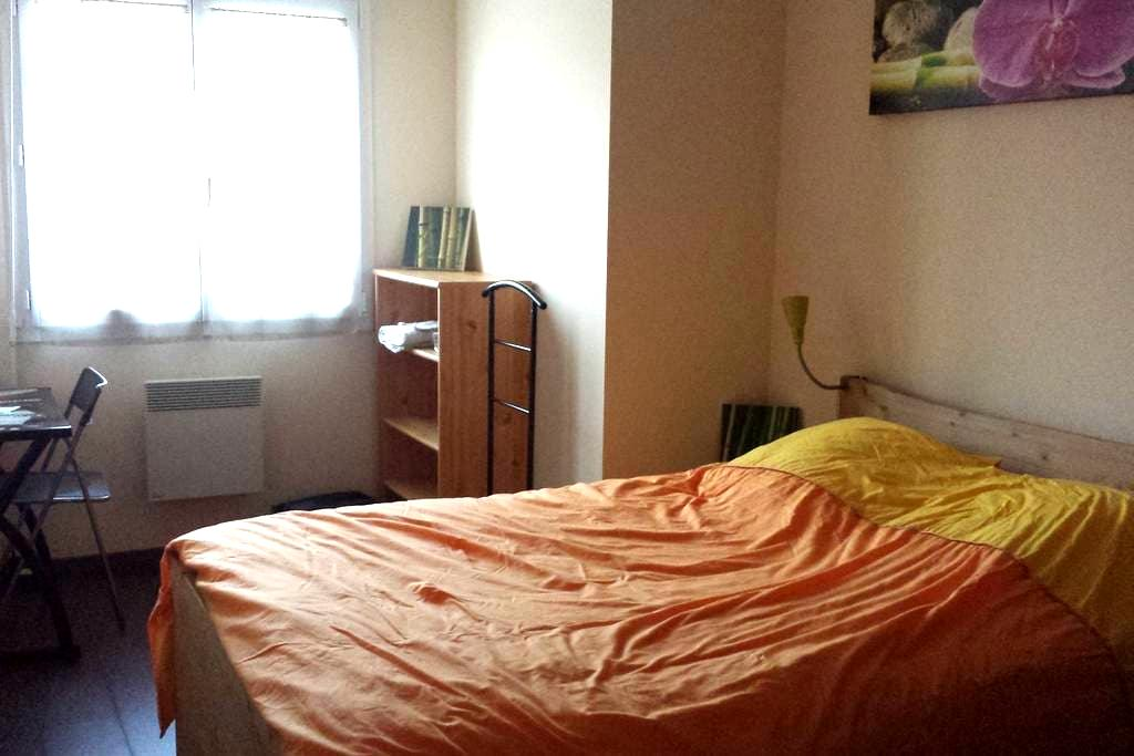 Maison individuelle à la campagne - Ancerville - Bed & Breakfast