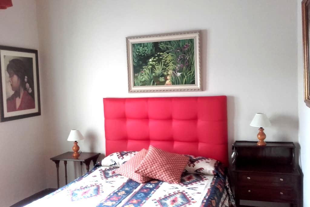 Garaje. Centro. Terraza privada - Vigo - Apartment
