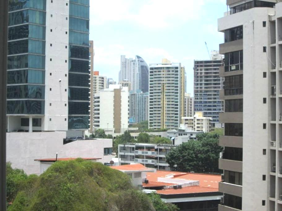 STUDIO ALL PRIVATE BY MARRIOT HOTEL ,MODERNIZED - Panama - Apartment