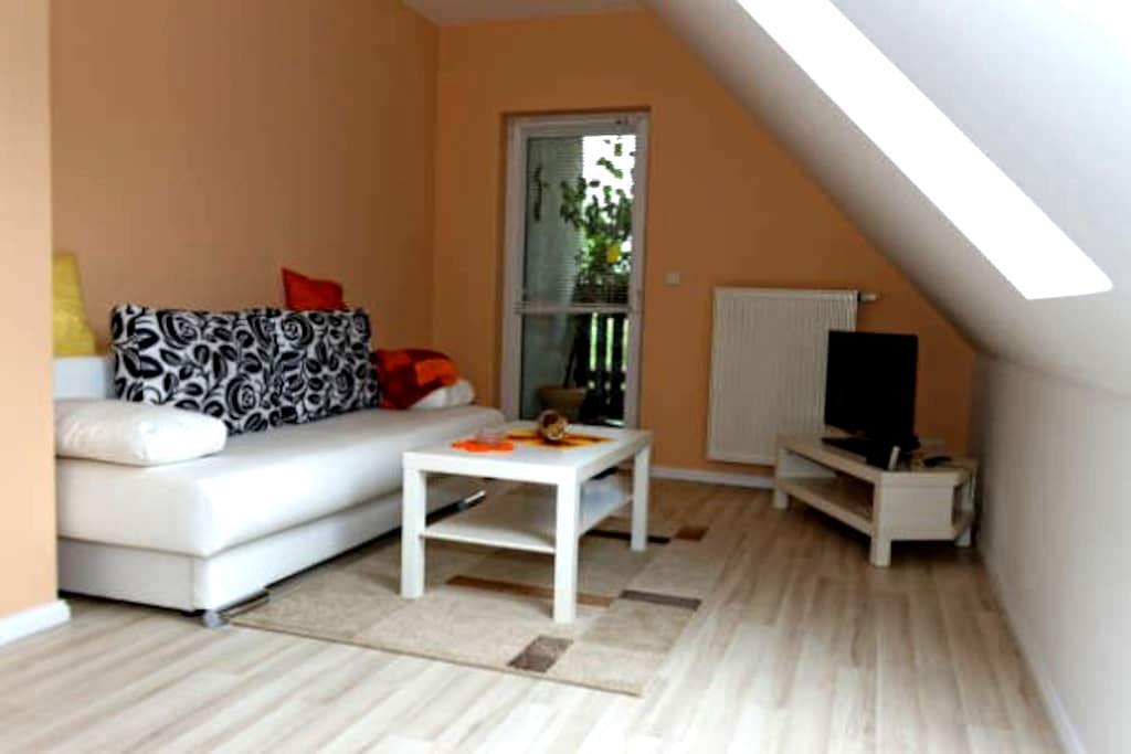 Neue Ferienwohnung in Berlin-Pankow - Berlijn - Appartement