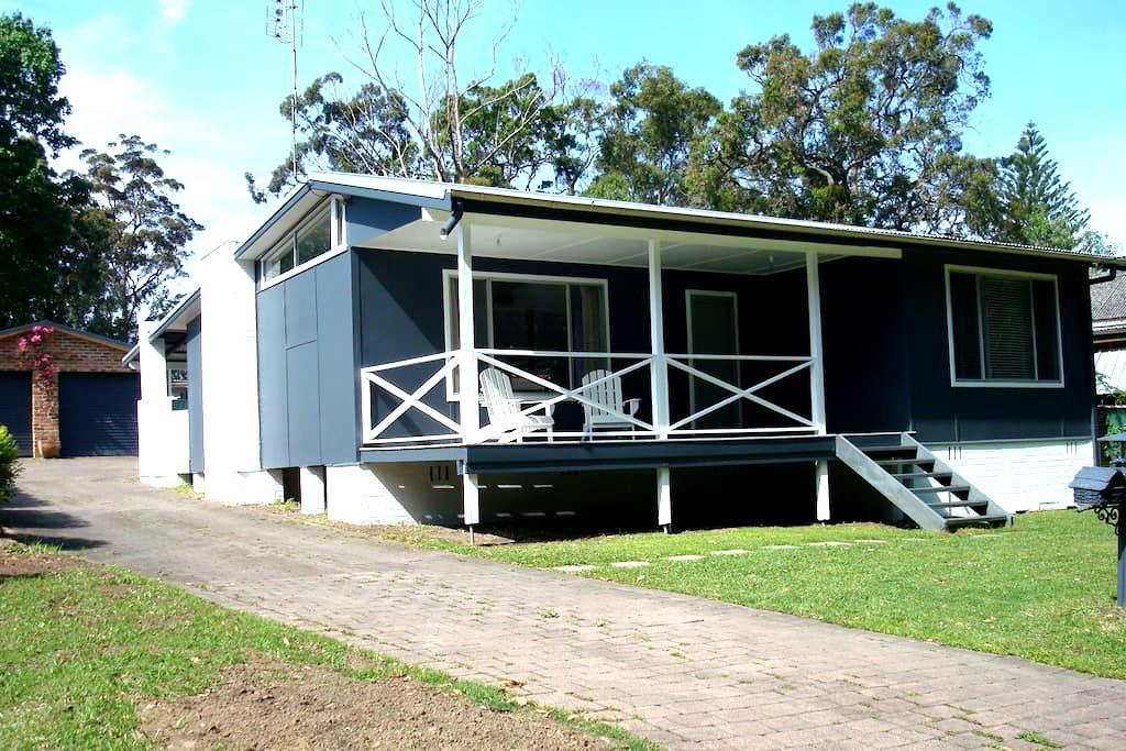 Blueberry Beach Cottage - Huskisson - Casa
