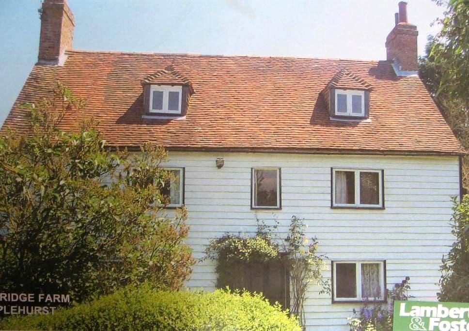 Overbridge Farm (SPECIAL OFFER PRICE) - Kent - Ev