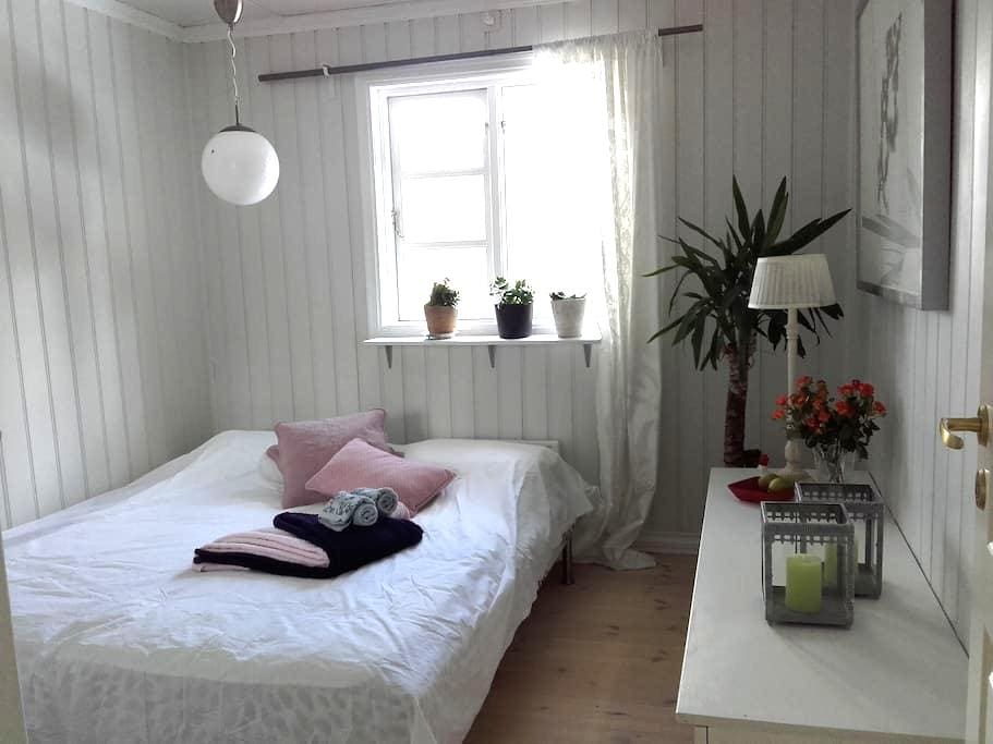 double room - House in the nature - Hol - House