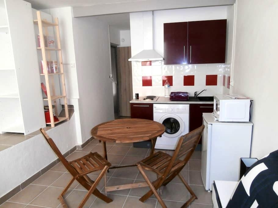 Studio centre ville vaison - Vaison-la-Romaine - Apartment