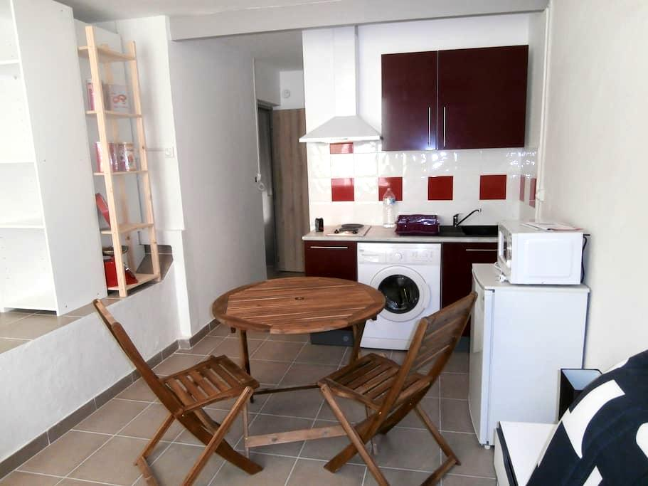 Studio centre ville vaison - 韦松拉罗迈纳(Vaison-la-Romaine) - 公寓