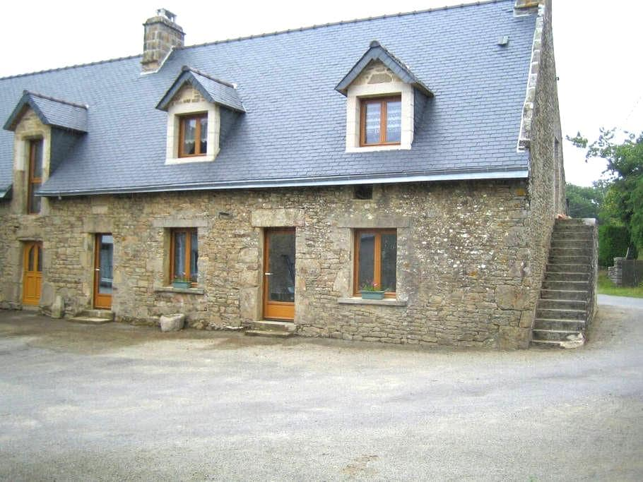 Belle longère rénovée tout confort - Landévant - House