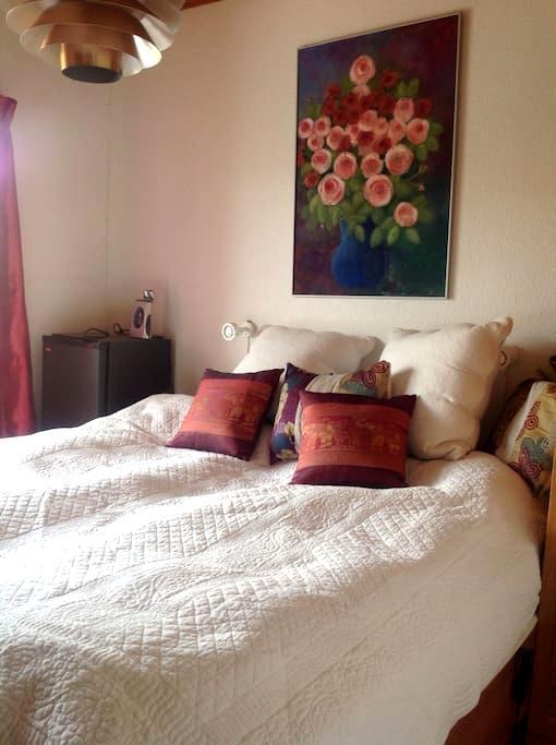 Hyggeligt og roligt værelse i Søborg - Søborg - House