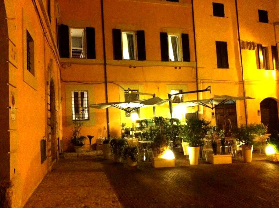 Appartamento nel Cuore di Spoleto - Spoleto - Leilighet