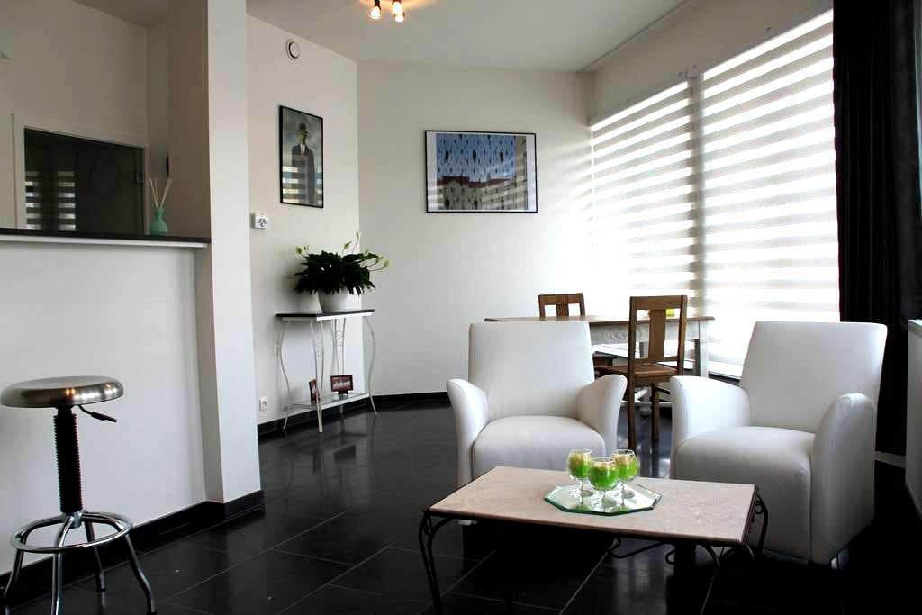 LOGIES STIENON near atomium and Brussels Expo - Brussel - Apartment