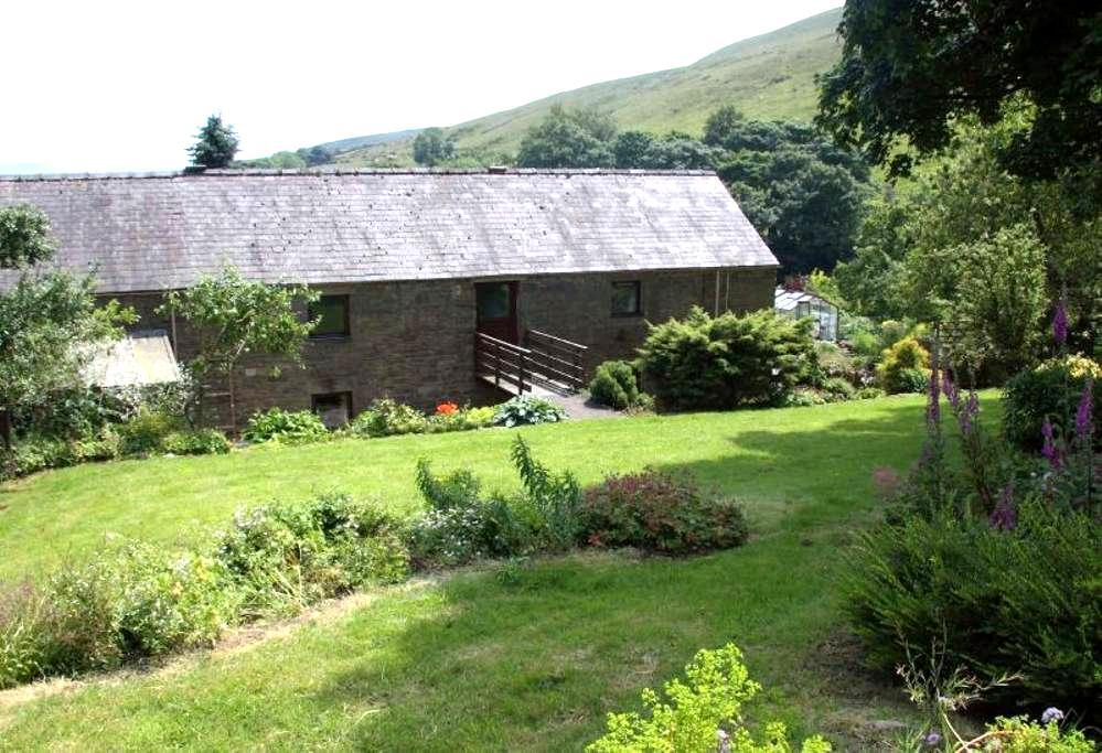 Hayloft Cottage, Shatton Hall - Bamford