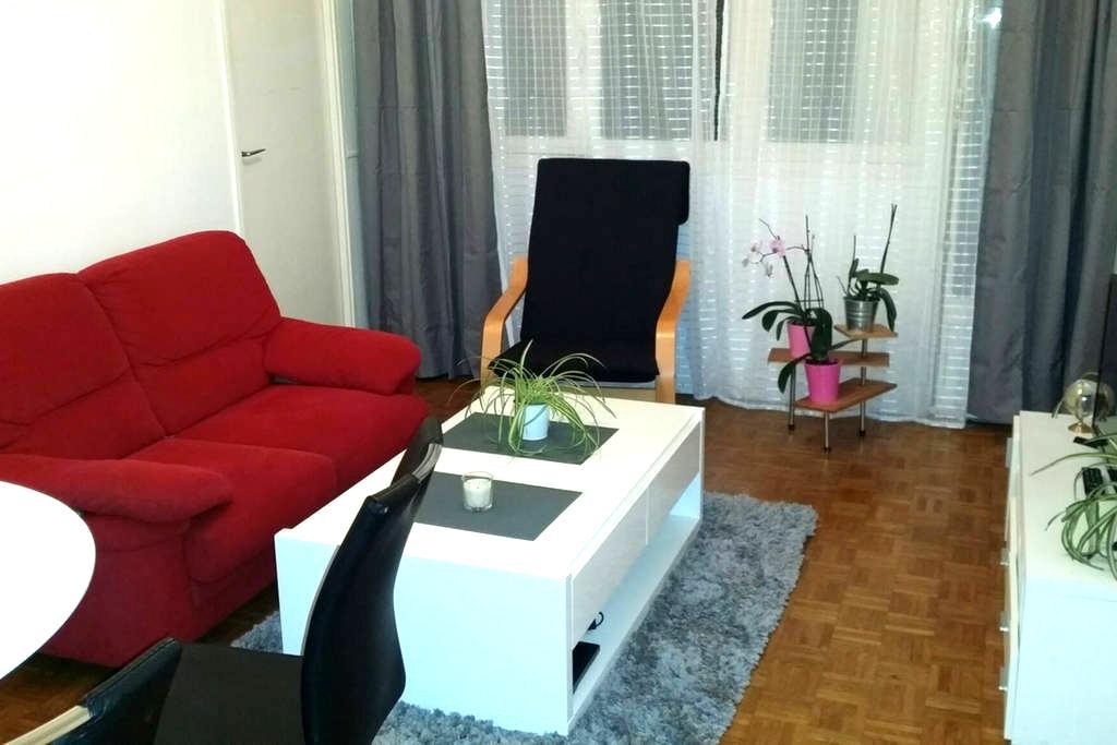 T3 à 2km du centre ville de Pau - Billère - Apartamento