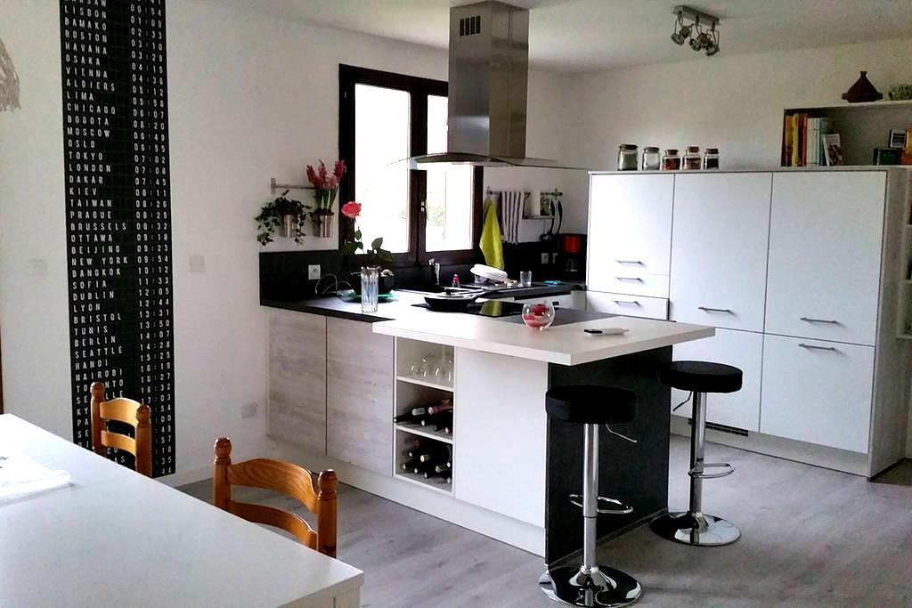 bienvenue chez moi - Louviers - Casa