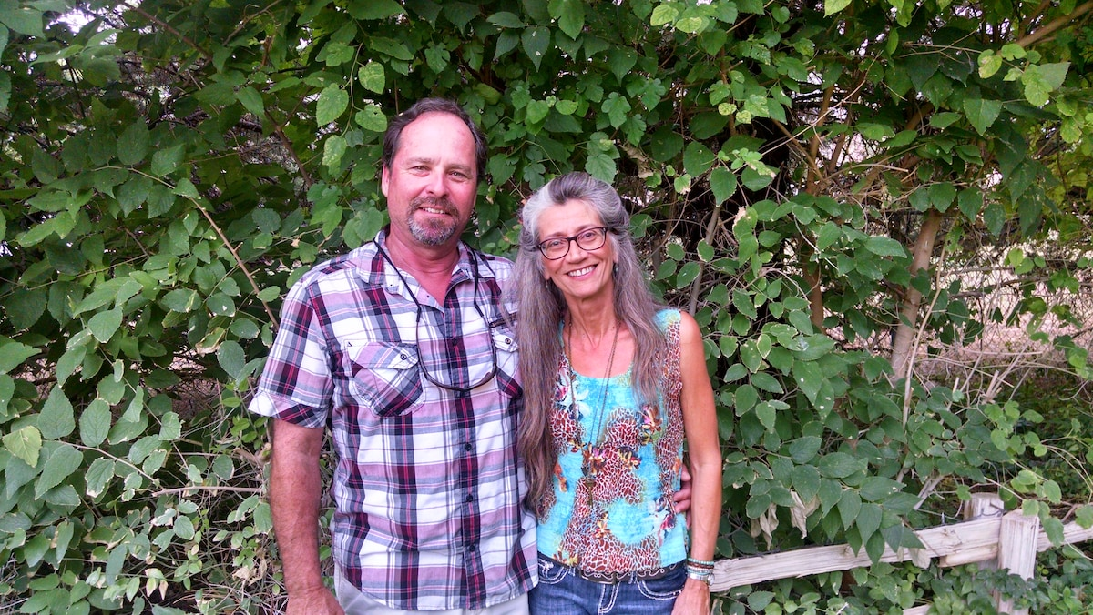 Peter & Cindy from Cottonwood