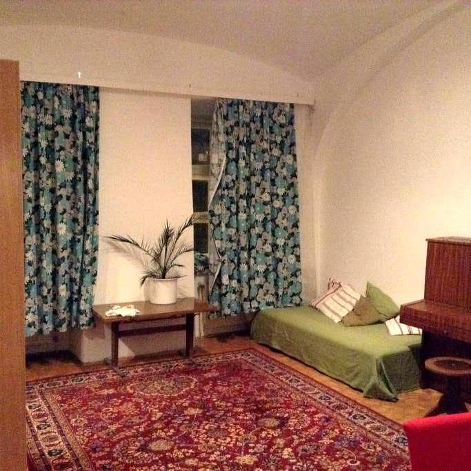 Nice Room with piano in the heart of Vienna - Wien - Haus