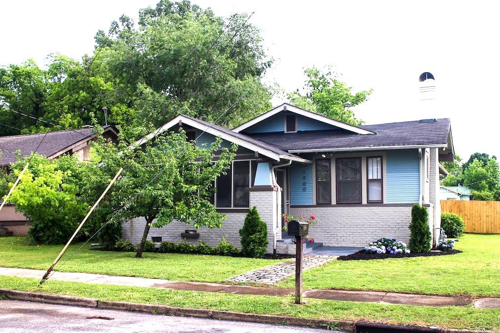 Craftsman Bungalow - Chattanooga - Maison