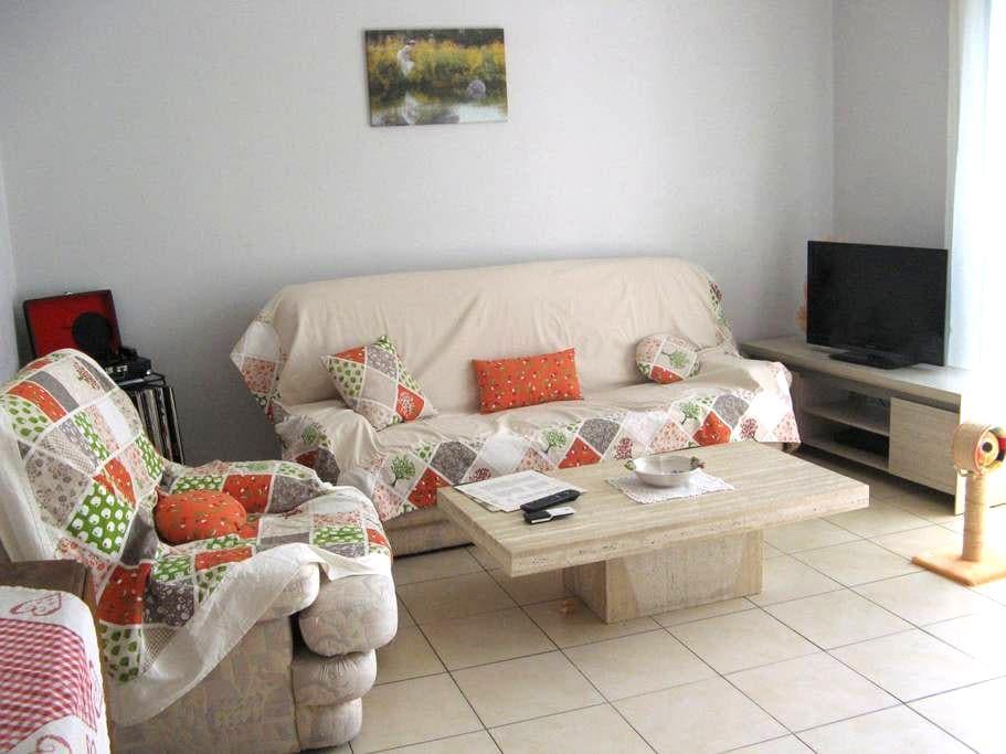 Chambre agréable dans quartier résidentiel d'Albi - Albi - Apartemen