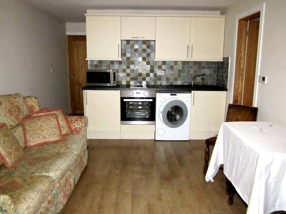 1 bed annex in Central Solihull - Solihull - Wohnung