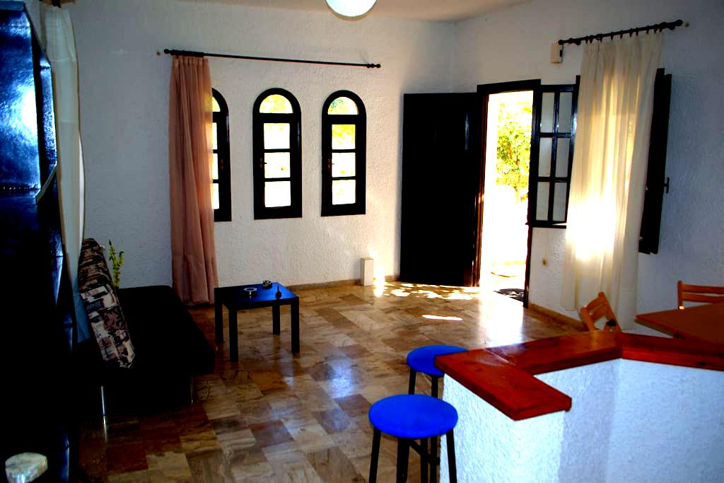 cosy apartment,Chania Kalathas No1 - Chania - Rumah
