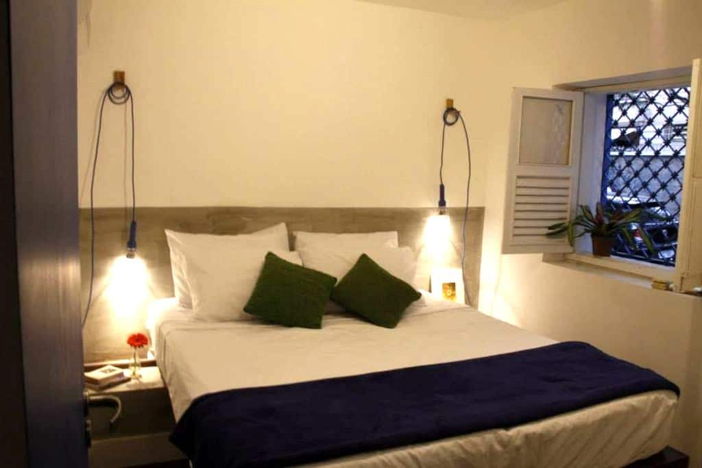 Cozy suite two blocks from the subway - Río de Janeiro - Bed & Breakfast