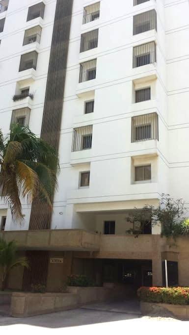 Acogedor Apartamento Frente al Mar - Vargas - Flat