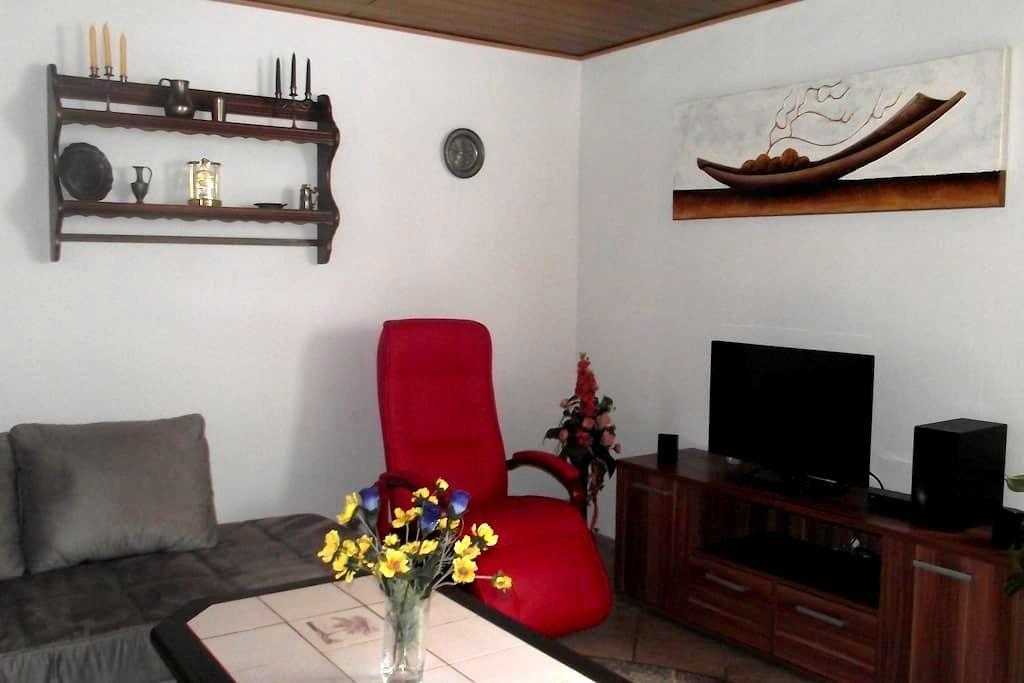 schöne ruhige Ferienwohnung am Waldrand ,eigener P - Contwig - Wohnung