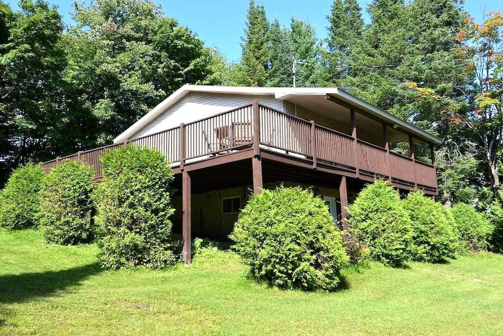Chalet/Home at Lake Wentworth - Wentworth-Nord