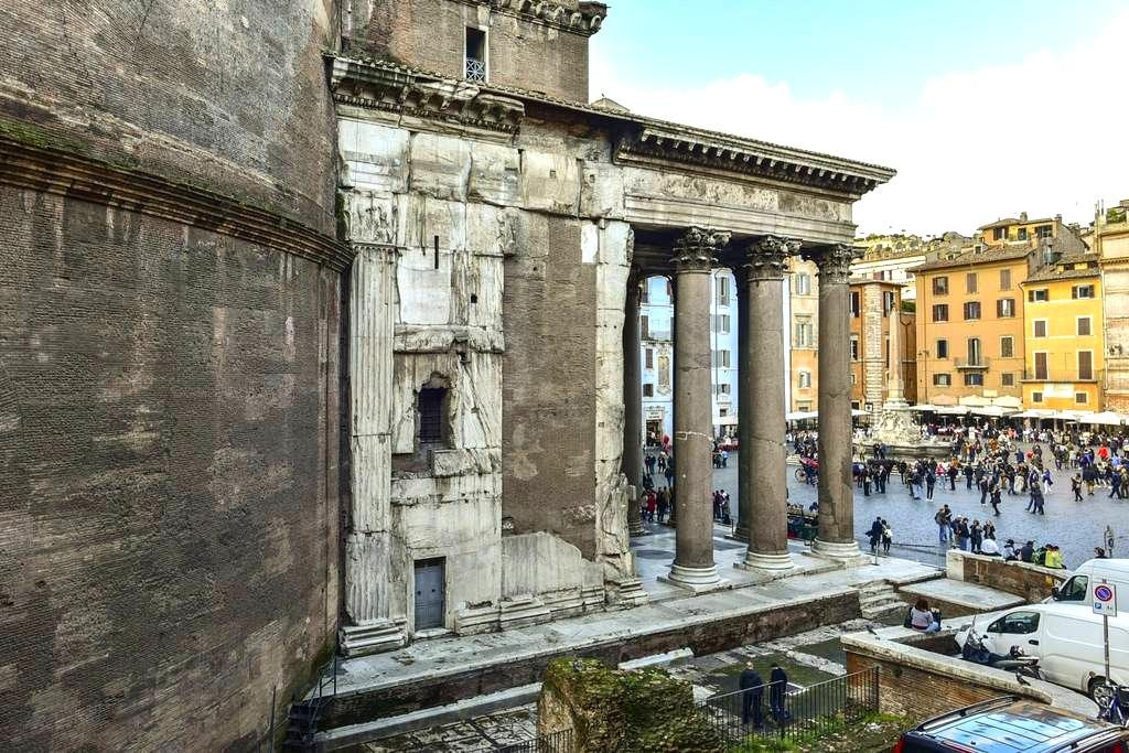 The Pantheon experience - Roma