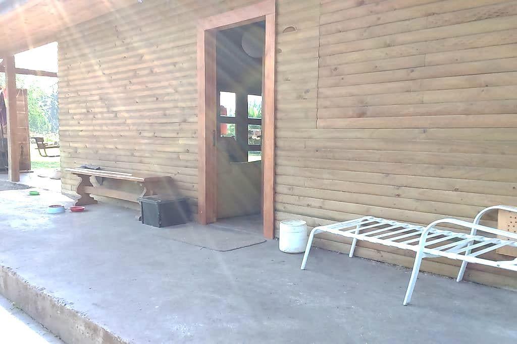 habitacion 17mts2 en casa de campo - Talagante - Bed & Breakfast
