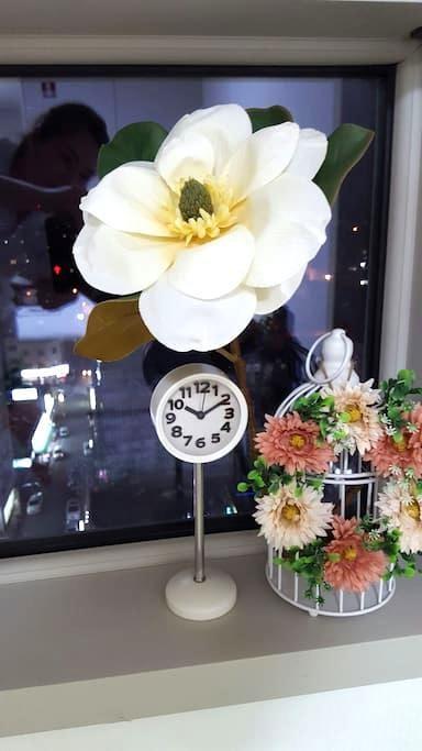 ★최신축★동대구역앞~신세계백화점~나만의 독립휴식공간2★★★ - Dong-gu - Huoneisto