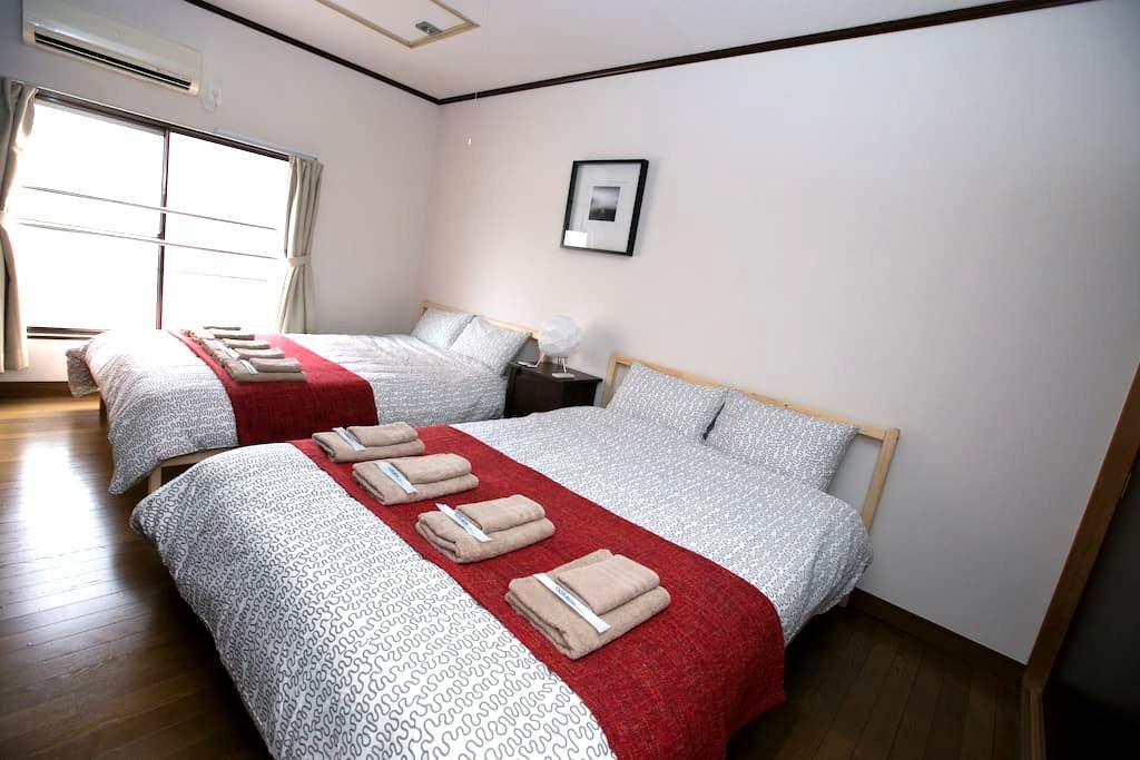 SHINAGAWA 5min&SHIBUYA 10min/Wifi/MAX 9Guest - Shinagawa-ku - Wohnung