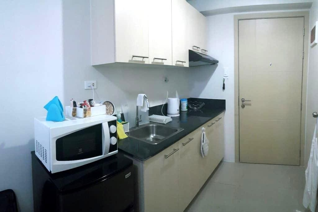 1-BR unit along Katipunan Avenue - Marikina - Apartamento
