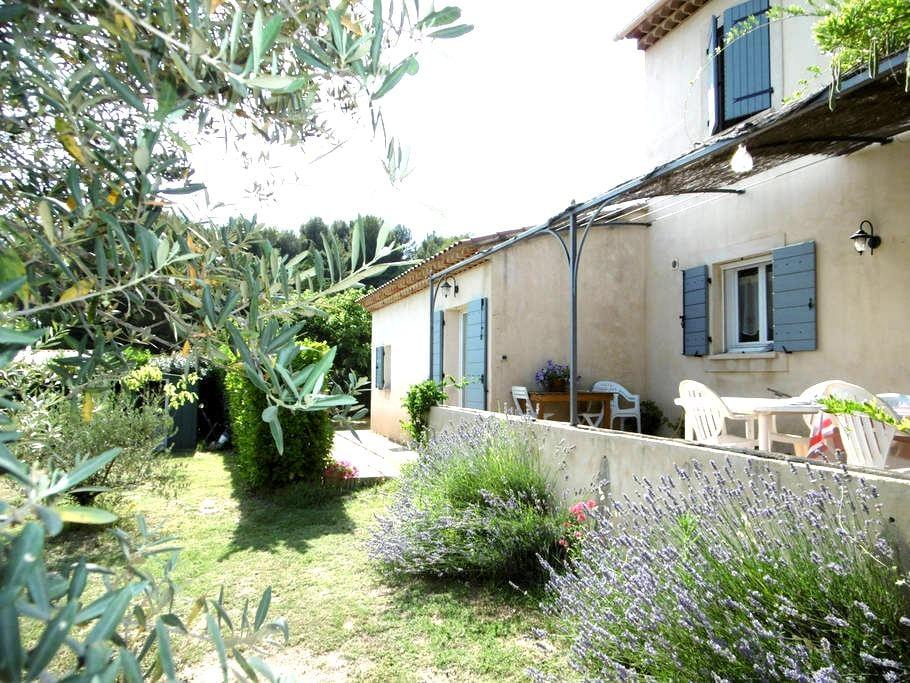 Dépendance dans villa Sud Luberon - Pertuis - Huis
