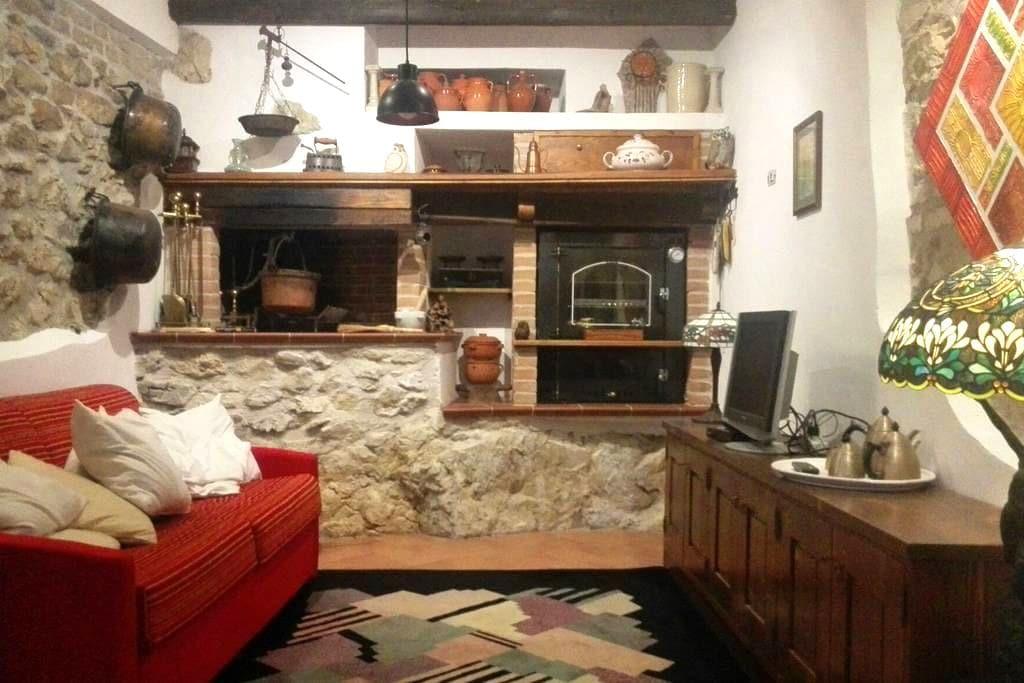 deliziosa casetta a Tagliacozzo - Tagliacozzo - Appartement