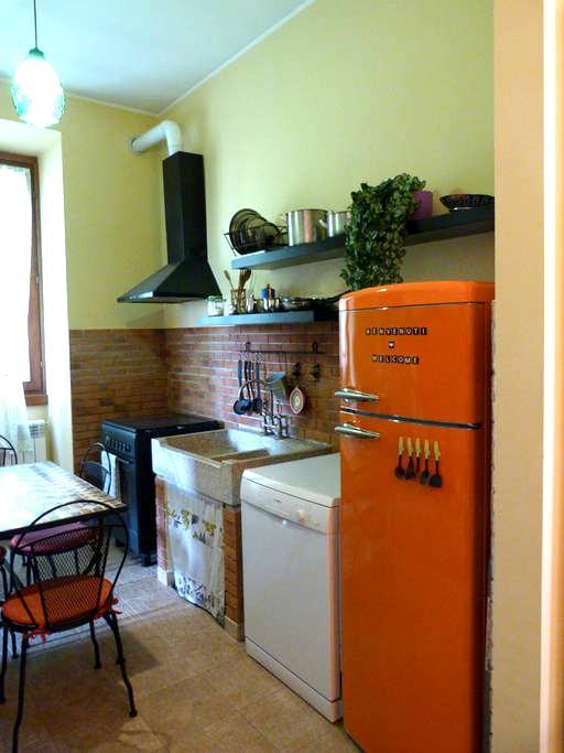 Stupendo bilocale in villa del '700 - CADORAGO (Como) - Leilighet