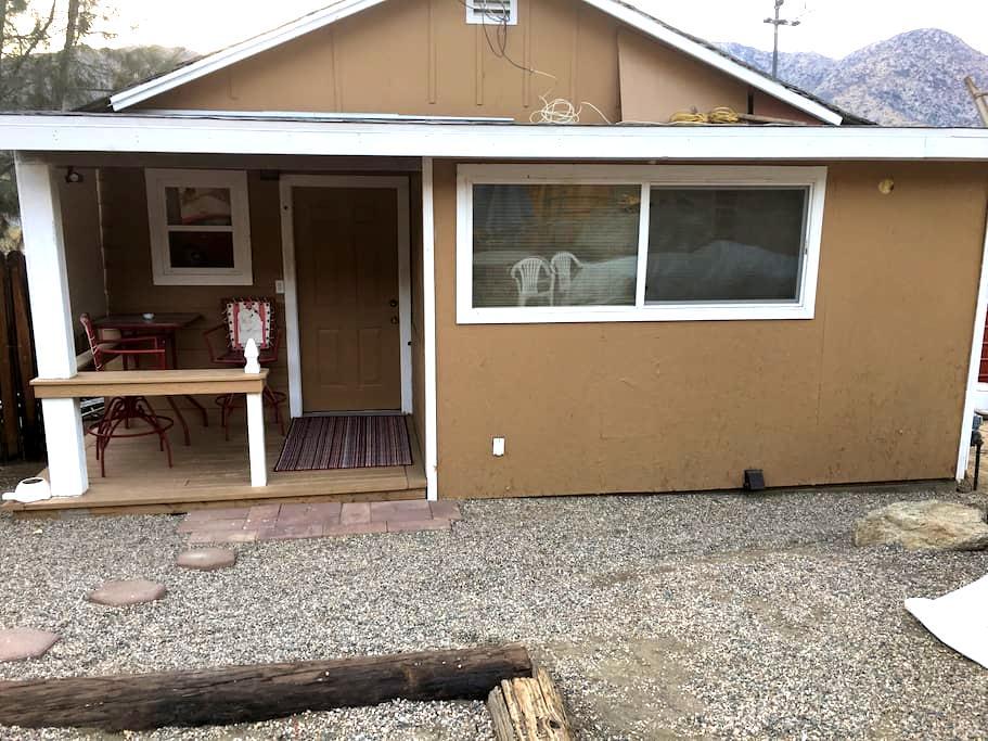 Cozy Getaway to Kern River - Kernville - Ξυλόσπιτο