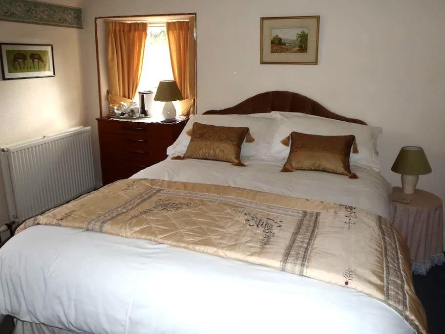 Inver Lodge, Strathpeffer - Strathpeffer - Bed & Breakfast