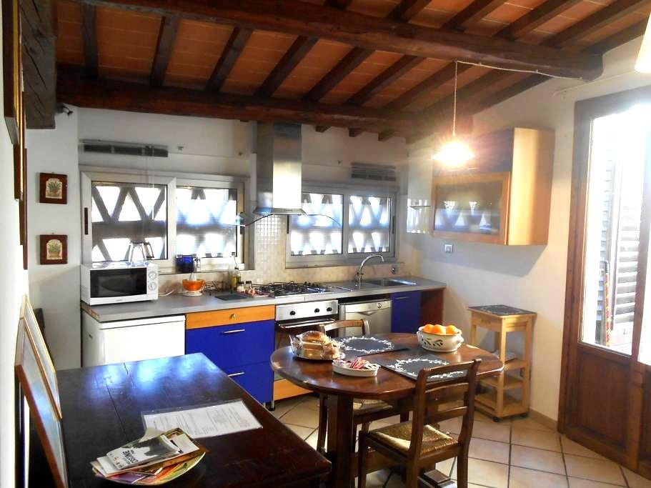 Lovely Tuscan apartment - Ugnano - House