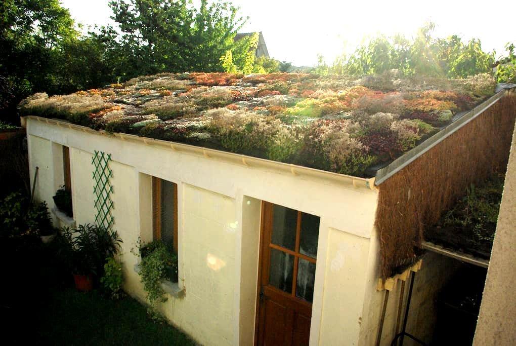 Charming house 12 min from Paris - Carrières-sur-Seine - House