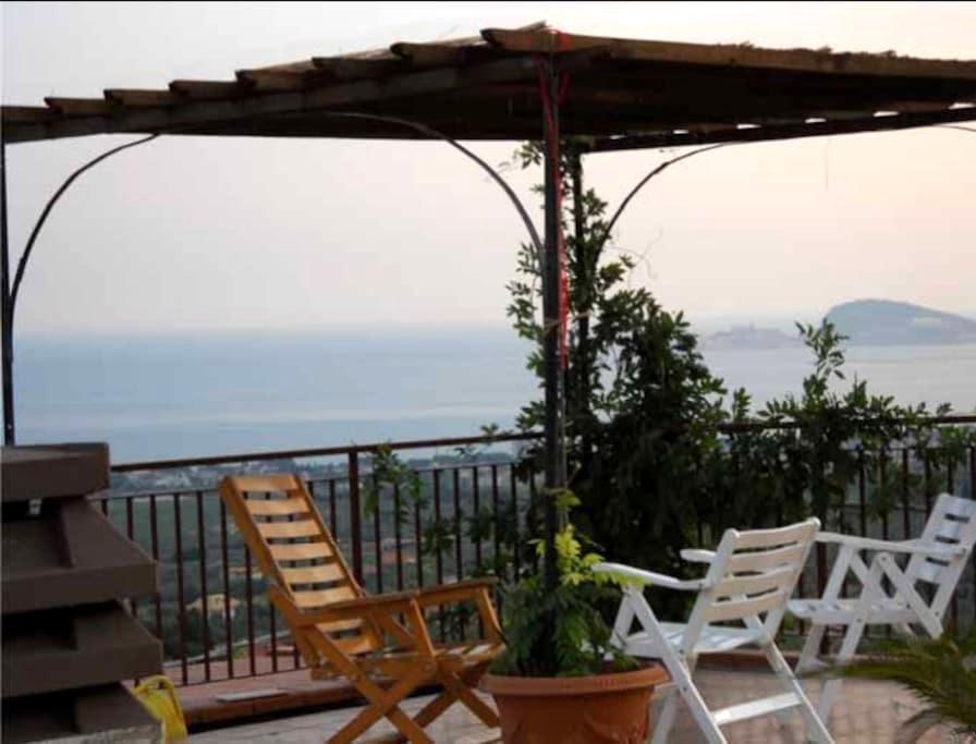Italia - Villa panoramica con piscina a Formia - Formia