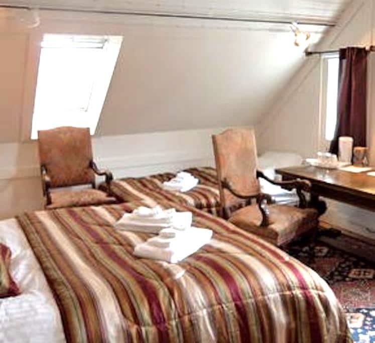 Harbourfront Guesthouse - Hafnarfjordur - Huis