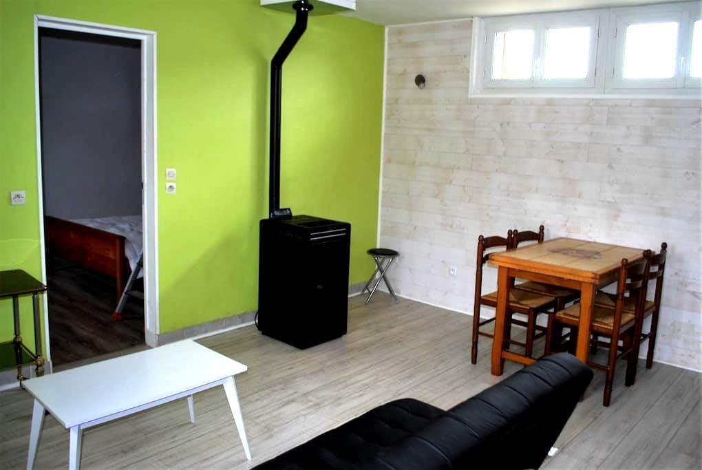 Maison de 50 m2 à 12 km du Futuroscope - Beaumont - Casa
