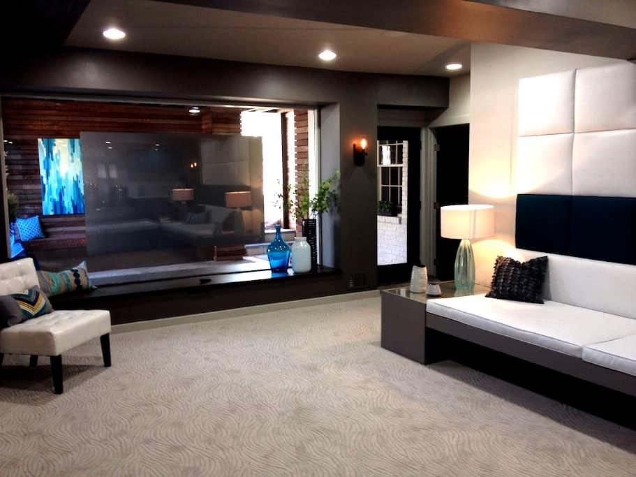 NEW Designer Corporate Apartment - Peachtree Corners - Byt