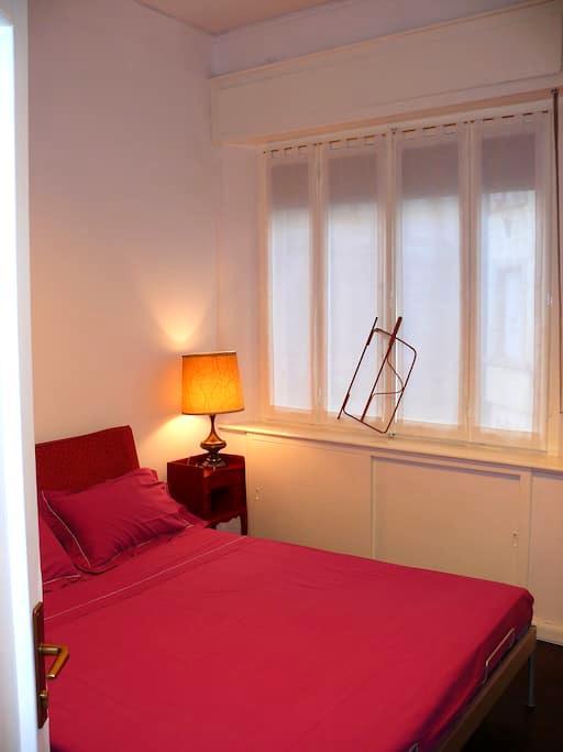 Udine, historical center, double room - Udine - Apartamento