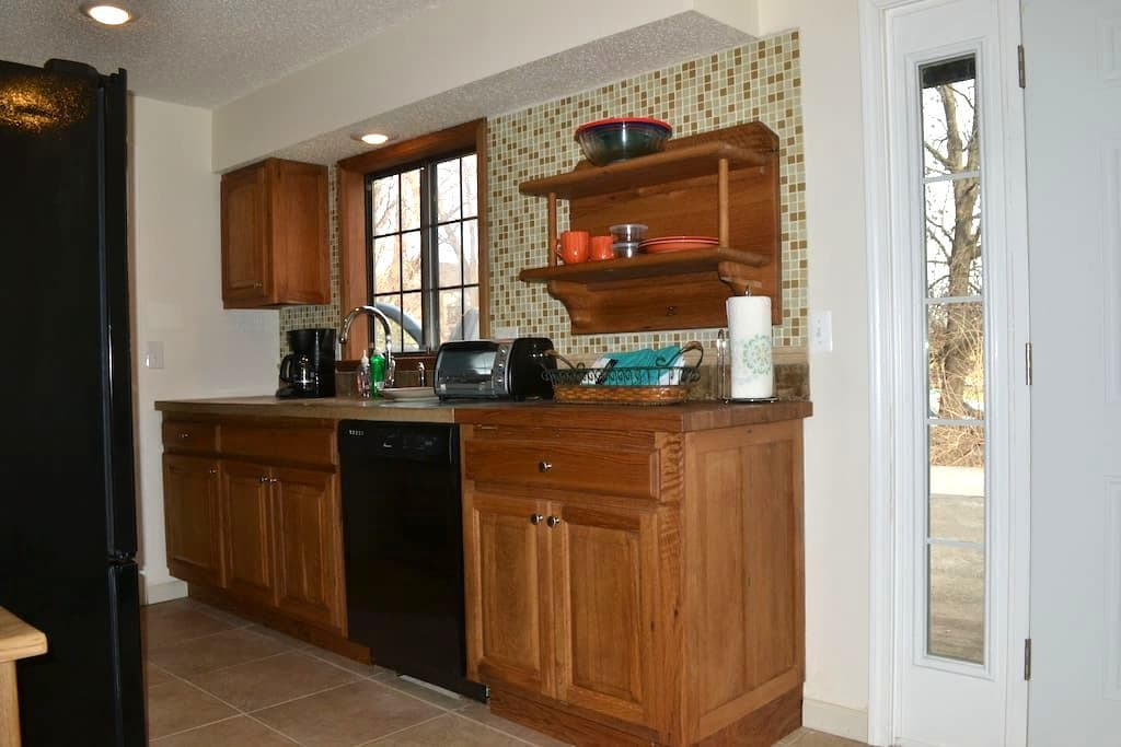 One Bedroom Apartment - Kansas City - Appartement