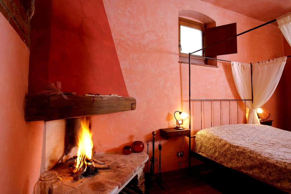 Romantic apt, hills of Florence  - Figline Incisa Valdarno  - Wohnung