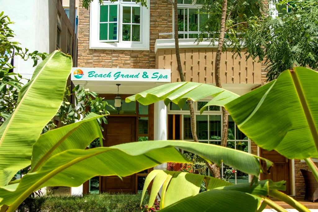 Hotel Beach Grand & Spa - Hulhumale - Huis