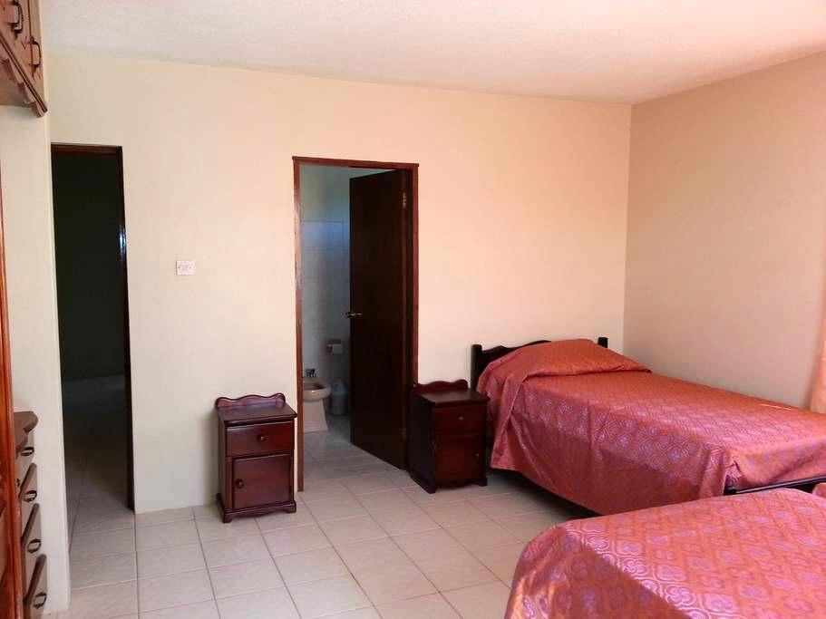 House Winnmarann, Master Bedroom - Ashton Hall - Hus